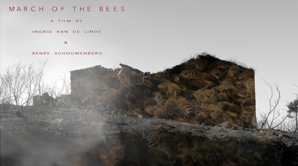 Affiche March of the Bees jpeg 4A