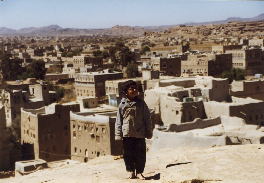 Children of the desert 1999